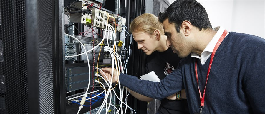 BSc (Hons) Computer Systems and Networks Engineering
