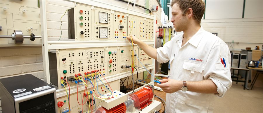 FdEng Marine Electrical and Electronic Engineering