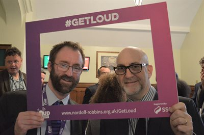 Solent gets loud in parliament