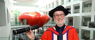 Editor of Billy Elliot film awarded honorary degree