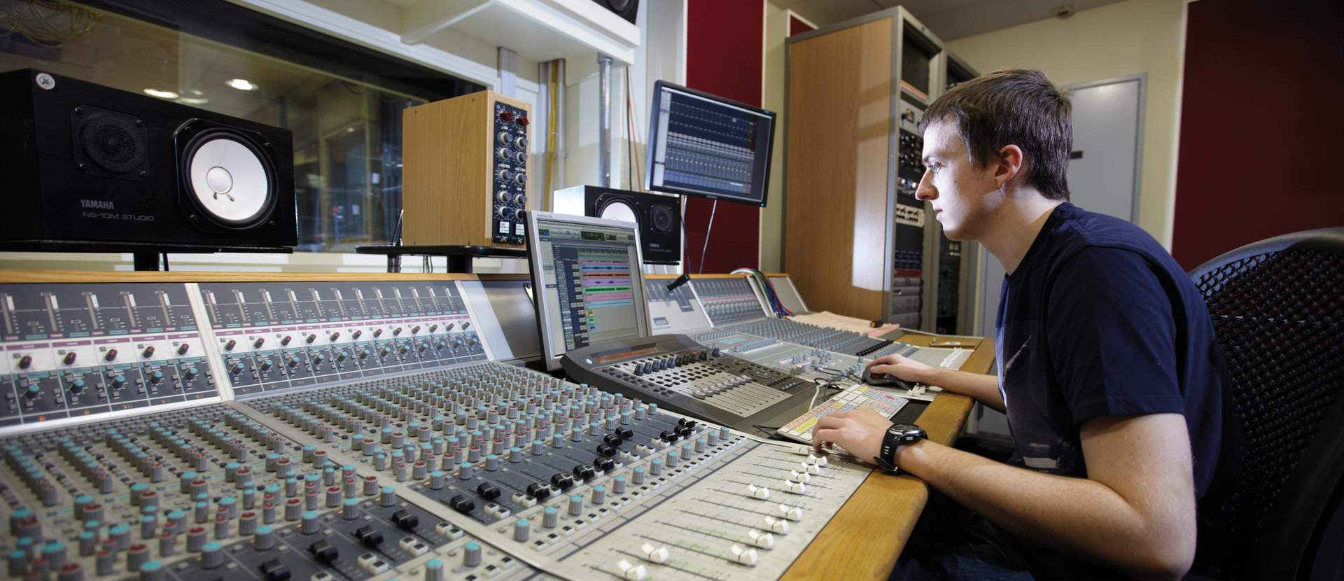 BSc (Hons) Popular Music Production