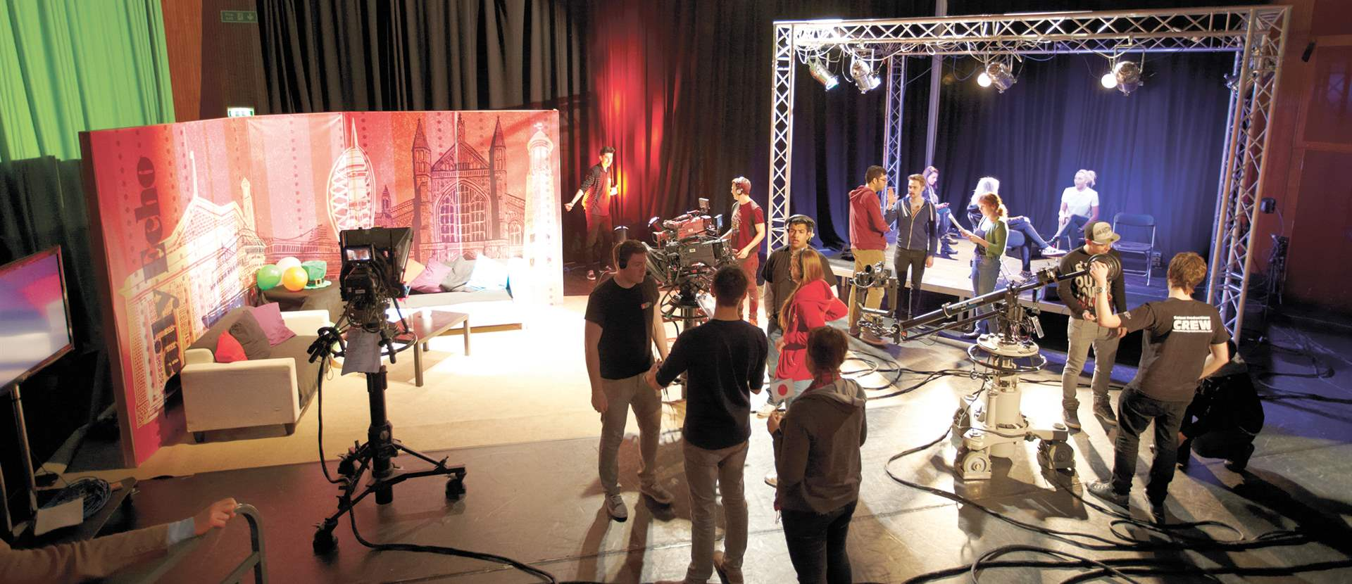 BA (Hons) Television Production