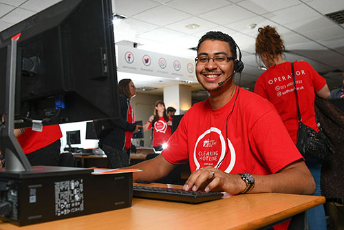 Solent's Clearing Hotline opens