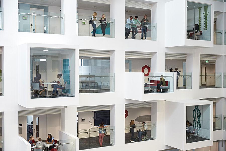 british college of interior design accreditation examples
