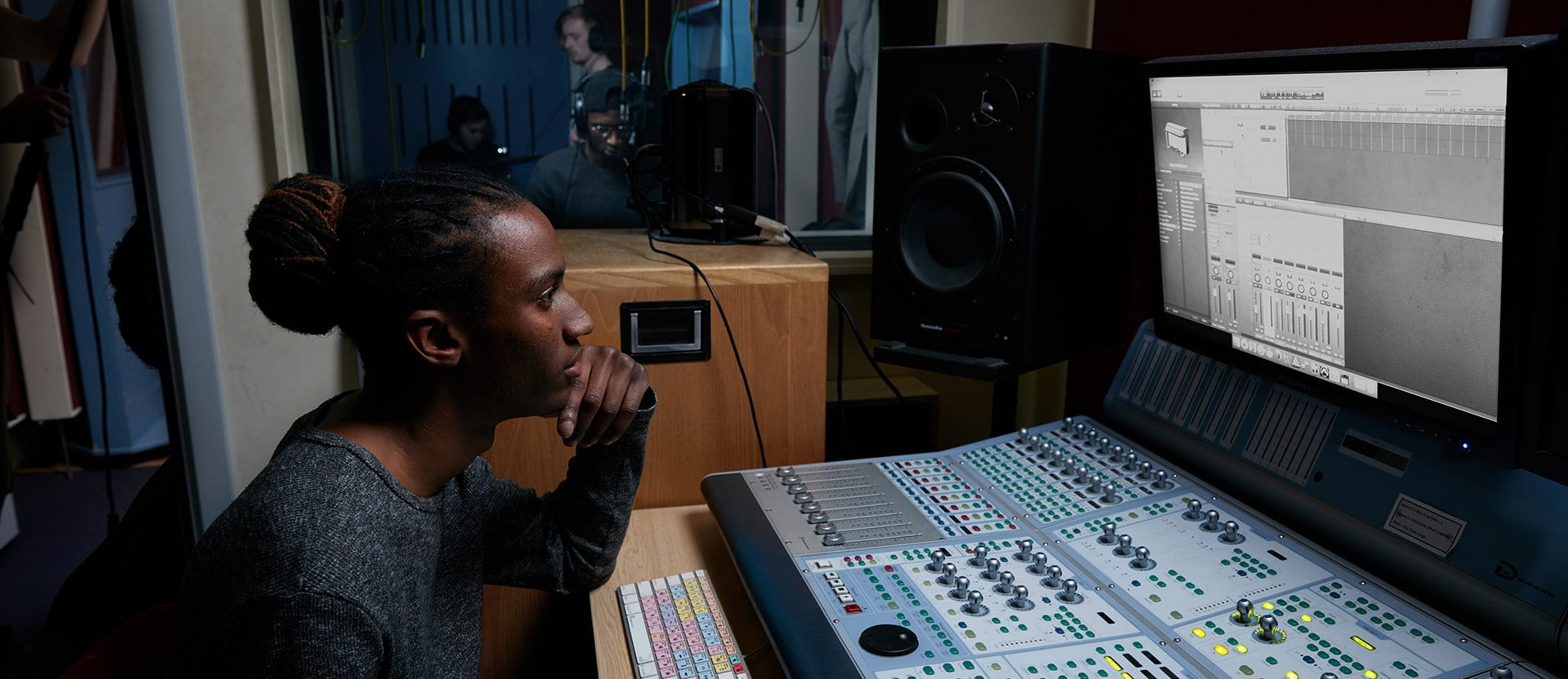 music studios 2 9 and work stations 4 6
