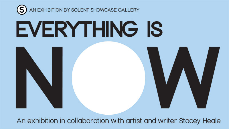 Everything is Now exhibition promo image