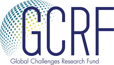 Global Challenges Research Fund logo