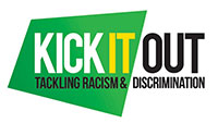 Kick it Out logo