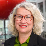 Professor Julie Hall, Solent University Deputy Vice-Chancellor