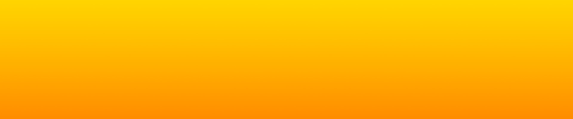 Yellow gradient banner