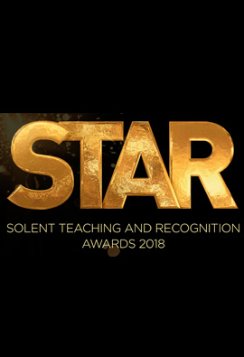 What a STAR: celebrating exceptional teaching